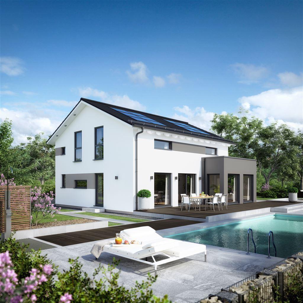 Energieeffizientes & modernes Einfamilienhaus mit viel Platz